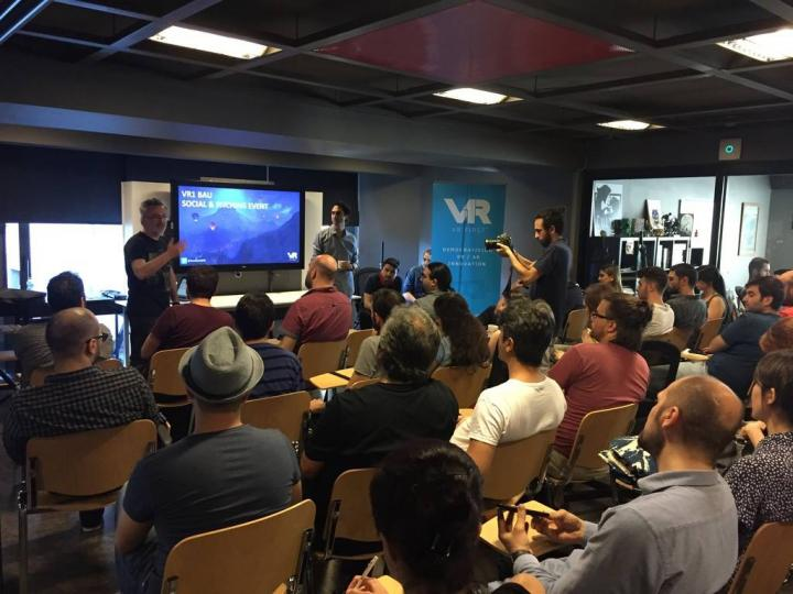 VR First İstanbul Meetup